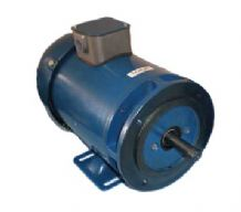 1100 Watt 4 Pole 3 Phase Foot + Flange TEFV 1425RPM